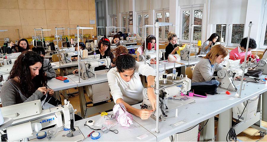 productie vestimentara